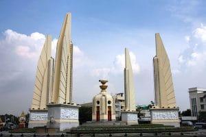 Democracy Monument a Bangkok