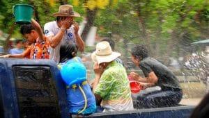 Songkran in Chiang Mai