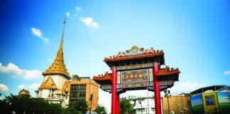 Chinatown in Bangkok. Foto di Mr.Sayompoo Setabhrahmana