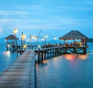 Località da visitare in Thailandia