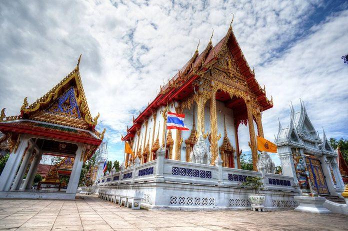 Bang Pai, Nonthaburi. Foto di Archy36