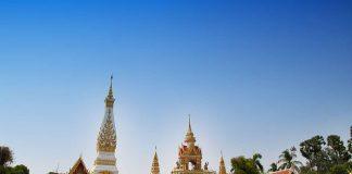 Phra That Phanom. Foto di Kittipong khunnen.