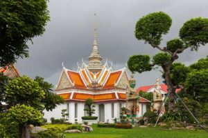 Tempio Wat Arun, Bangkok. Foto di Diego Delso
