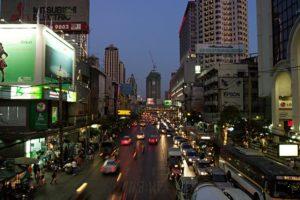 Bangkok. Foto di Trsqr.
