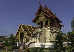 Wat Phra Singh, Chiang Mai. Foto di Stefan Fussan.