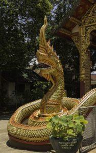 Wat Si Koet, Chiang Rai. Foto di Stefan Fussan.