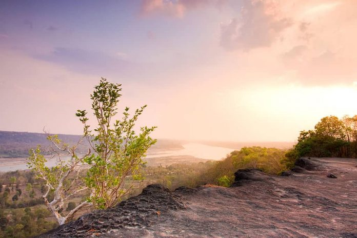 Parco Nazionale di Pha Taem. Foto di Khunkay.