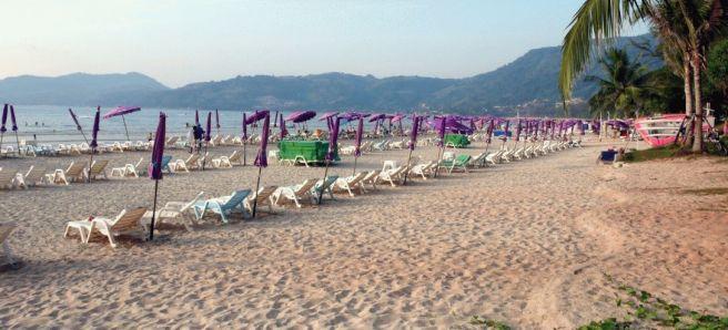 Patong Beach, Phuket.