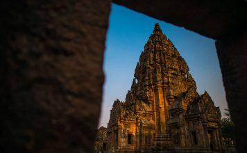 Prasat Hin, Phanom Rung. Foto di K.Phothiwijit.