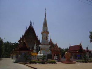 Wat That Anon, Yasothon. Foto di Pawyilee.
