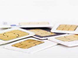Governo Sim Cards Thailandia