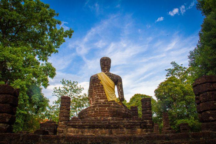 Kamphaeng Phet. Foto di Boshit.