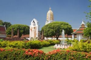 Wat Phra Si Rattana Mahathat, Phitsanulok. Foto di JJ Harrison.