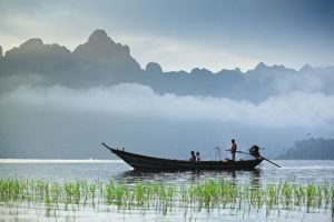 Khao Sok National Park. Foto di Kosin Sukhum.