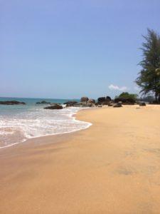 Khukkhak Beach, Khao Lak. Foto di Jmex.
