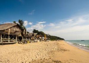 Ko Lanta Beach. Foto di Dronepicr.