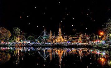 Wat Chong Klang, Mae Hong Son. Foto di Korkiat Jumpa.