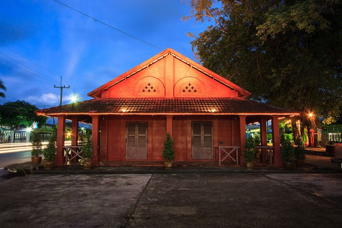 Chanthaburi. Foto di Khunkay.