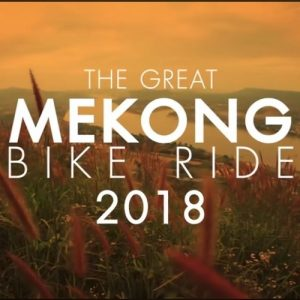 The Great Mekong Bike Ride 2018