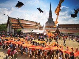 Nakhon Si Thammarat. Foto di Kosin Sukum