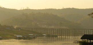 Sangkhlaburi. Foto di Mammalwatcher