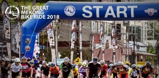 GREAT MEKONG BIKE RIDE 2018