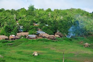 Sangkhlaburi. Foto di Remefar