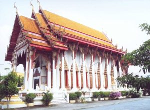 Surat Thani. Foto di Ahoerstemeier