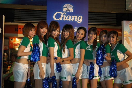 Chang Beer Girls