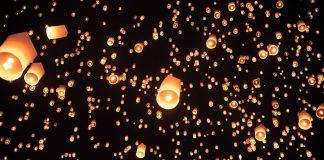Festival Yi Peng ChiangMai, Thailandia