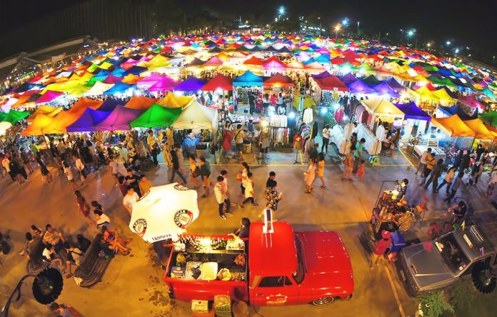 Tor Fai Market