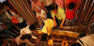 Impronta Sacra di Buddha