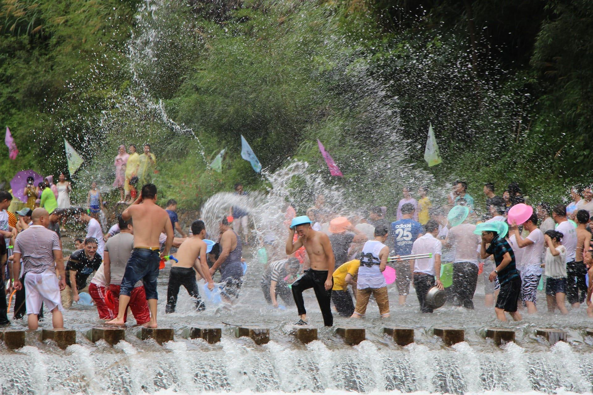 Songkran - Il Capodanno Thailandese