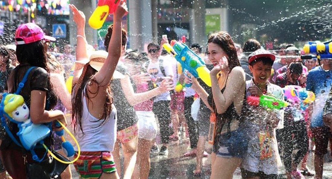 Niente Songkran in Khaosan Road per quest'anno.