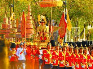 Re della Thailandia