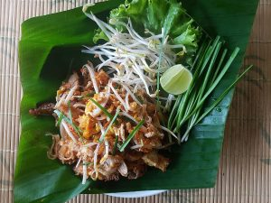 Pad Thai Mu (Maiale).
