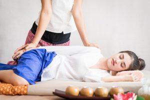 Massaggio tradizionale Thailandese.