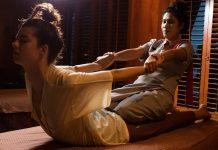 Il massaggio tradizionale Thailandese.