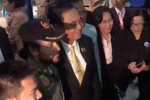 Bin Bunluerit e il Gen Prayut.