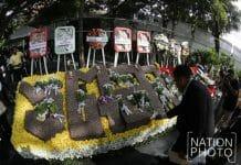 43º anniversario del massacro dell'Università di Thammasat