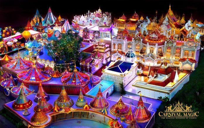 Phuket avrà un nuovo parco a tema: Carnival Magic