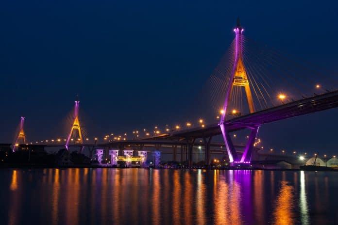 festival delle luci a bangkok