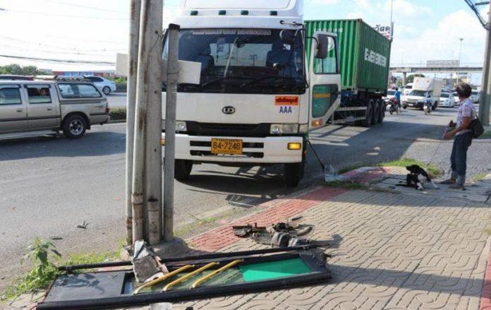 incidenti stradali thailandia