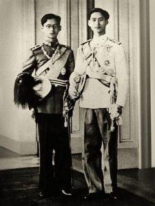 Giovane Rama IX