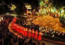 Felice Loy Krathong, dove lanciare i krathong a Phuket