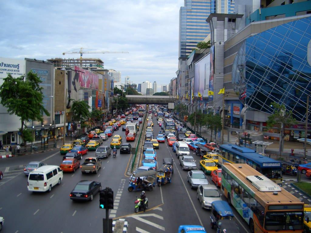 La Thailandia è nella Top5 per gli aumenti degli stipendi
