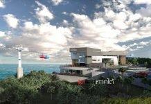 Approvato il progetto per una funivia a Phuket