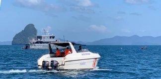 Update: Scontro tra barche al largo di Phuket