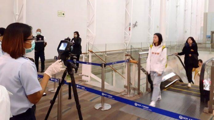 Aeroporti in allerta virus prima del Capodanno cinese