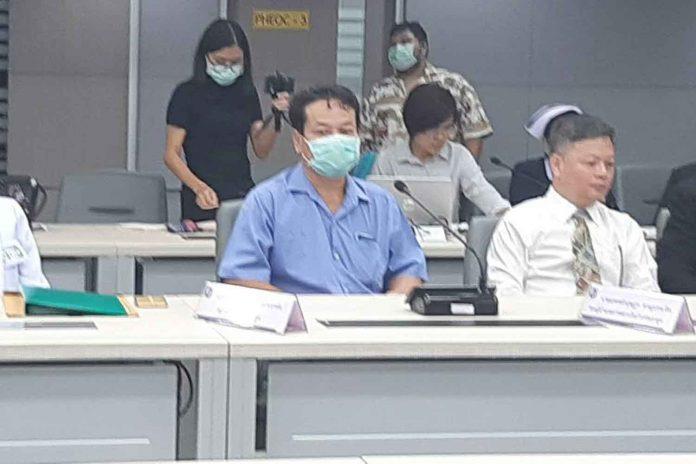 ll tassista Thai con il virus è guarito